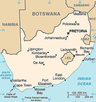 Climat Afrique Du Sud Temperature Precipitations Quand Partir Que Mettre Dans La Valise
