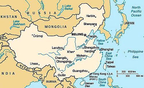 Harbin Carte Chine.Climat Chine Temperature Precipitations Quand Partir Que