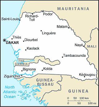 Climat Senegal Temperature Precipitations Quand Partir Que Mettre Dans La Valise