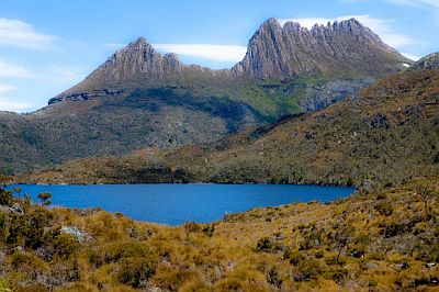 Parc national de Cradle Mountain-Lac St Clair