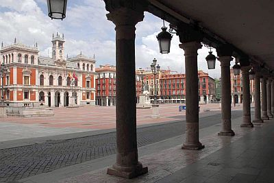 Valladolid, plaza mayor