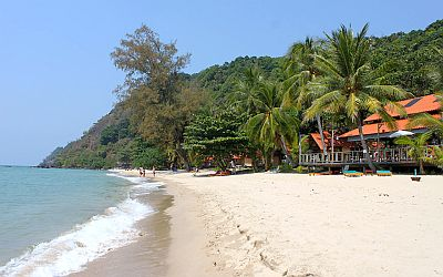White Sand Beach, Koh Chang